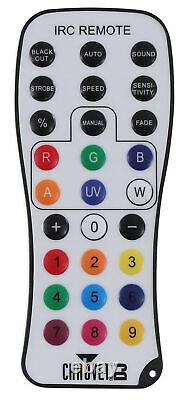 Chauvet COLORband Q3BT DMX Wireless Bluetooth Wash Light Strip+Wireless Remote
