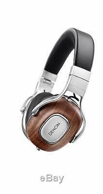 DENON AH-MM400EM MUSIC MANIAC Over Ear Headphones 3 Button Remote Mic
