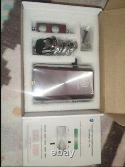 Door Lock Wireless Remote Control Bluetooth Electronic Motor Anti Theft Security