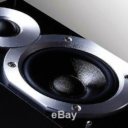 EDIFIER S530D 2.1 Sound System Speakers Black 2 LCD Display Remote Genuine New
