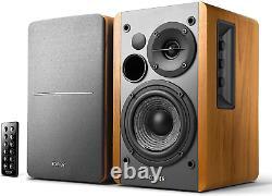 Edifier R1280DB Powered Bluetooth Bookshelf Speakers Optical Input Wireless
