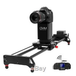 GVM 2D 2-Axis Wireless Carbon Fiber Motorized Slider with Bluetooth Remote