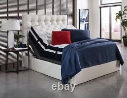Heavy Duty Lifestyle Adjustable Bed Wireless Remote, Massage & Bluetooth App TXL