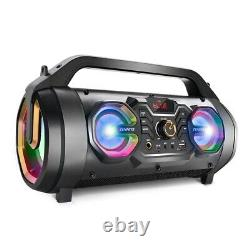 High Quality Portable 30W Bluetooth Speaker Big Wireless Stereo Bass Remote Gift