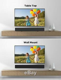 Home Theater Sound Bar Wireless Speaker Audio Remote Control Bluetooth Stereo