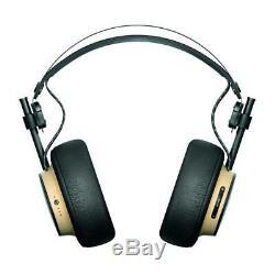House of Marley Exodus Over Ear Bluetooth Headset-Black / Black