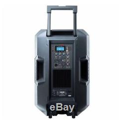 ION Total PA Max Bluetooth PA System, Microphone, Stand & Wireless Remote