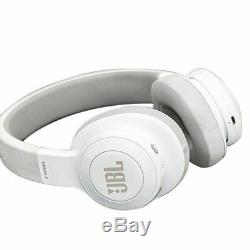 JBL Signature Sound Bluetooth Wireless On-Ear Headphones with Remote & Mic, White