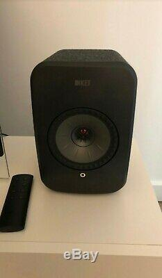 KEF LSX Wireless Hifi Speakers Excellent Condition, withRemote and Original box