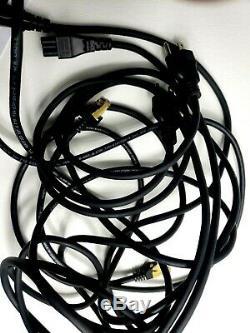KEF LSX Wireless Speakers Black LSXBL NO remote