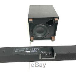 KLIPSCH Bar 40 40 Soundbar With 6.4 Wireless Subwoofer NO REMOTE