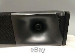 Klipsch BAR 48 440W 3.1 Channel Soundbar System w Wireless Subwoofer w Remote