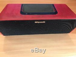 Klipsch Bluetooth Wireless Speaker KMC3 complete with PSU, remote and box