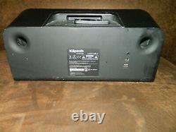 Klipsch KMC 3 WIRELESS Center KMC3 Bluetooth AptX Portable Speaker Remote