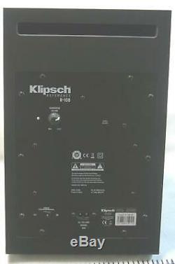 Klipsch R-10B Bluetooth Soundbar with Remote & Paperwork (Black) wireless