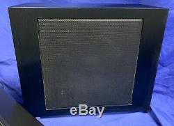 Klipsch R-10B, SoundBar with Wireless Sub, Remote, Bluetooth-Great Cond. Pre-Owned
