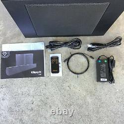 Klipsch R-10B, SoundBar with Wireless Sub, Remote, Bluetooth, Tested
