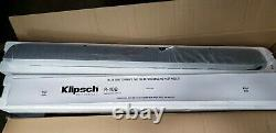 Klipsch R-10B, SoundBar with Wireless Subwoofer, Remote and Bluetooth capable