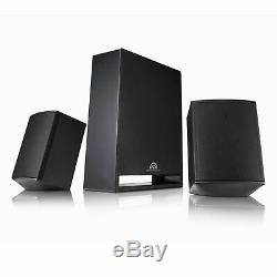 LG 4.1 Channel 420W Soundbar Surround with Wireless Speakers (SLM4R) NO REMOTE