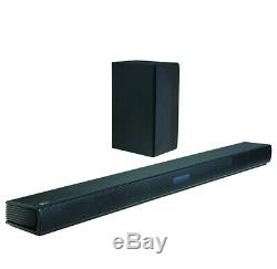 LG SL3D 2.1 Channel Sound Bar, Bluetooth, Wireless Subwoofer With Remote Control