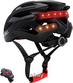 Livall Unisex's BH60SEPLUS 2018 Smart Bike Bluetooth Helmet with Wireless Remote
