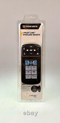 Minn Kota i-Pilot Link Wireless Remote withBluetooth 1866650 New Sealed