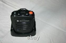 Motorola APX Bluetooth Wireless Remote Speaker Mic RLN6554A