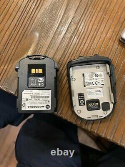 Motorola Bluetooth Wireless Remote Speaker Mic Kit