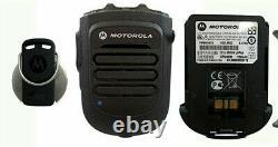 Motorola Bluetooth Wireless Remote Speaker Mic with battery. New