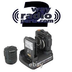 Motorola RLN6554A Bluetooth Wireless Remote Speaker Mic KIT APX6000 APX7000