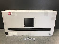 NEW Bose SoundTouch SoundBar System, PART# 789524-1100 NO SALES TAX