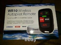 Navico WR10 wireless AP remote/inc. BT1, bluetooth base station, 000-12316-001