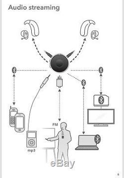 New In Box Siemens EasyTek e2e Wireless 3.0 Remote Bluetooth Streamer