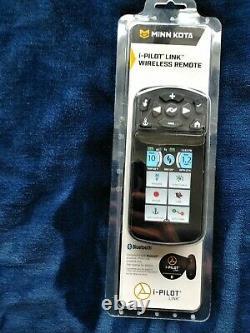 New Minn Kota i-Pilot Link Wireless Remote withBluetooth 1866650