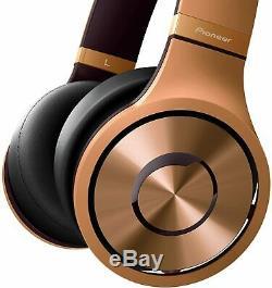 Pioneer Se-mx9-t Superior Club Sound Headband Headphones Copper MIC & Remote