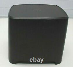 Polk Audio FR1 Bluetooth Powered Soundbar with Wireless Subwoofer NO Remote NICE
