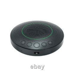 Portable Bluetooth Wireless USB Speakerphone 64.3dB 5V Mic For remote education