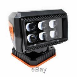 Pro LED 9906CMR Bluetooth Wireless Remote Controlled Spot Light, Search Light