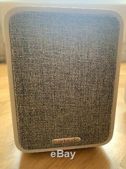 Ruark MR1 MkII Bluetooth Speaker System In Soft Grey with Remote Control