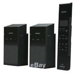 SONY Altus S-AIR ALT-SA34R 2.4GHz Wireless Socket Speakers & Wireless Remote Set