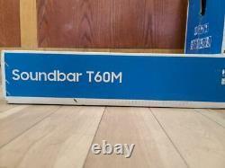 Samsung HW-T60M 310W 3.1ch Soundbar with Wireless Subwoofer Bluetooth Remote