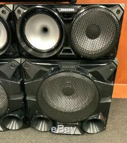 Samsung (MX-HS7000) Giga Sound System 2300watt 5 Piece System with Remote