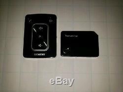 Siemens miniTek for Hearing Aids Bluetooth Wireless Remote Streamer Transmitter