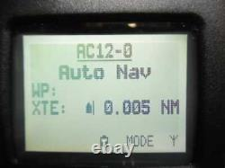 Simrad WR20 Remote Commander With WB20 Wireless Bluetooth Base Tested Good