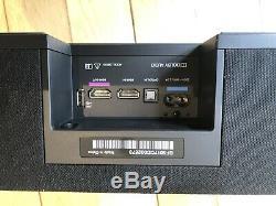 Sky Devialet Soundbox TV Sound Bar, Boxed, Remote, Cables