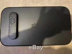 Sky Devialet Soundbox TV Sound Bar, Remote & Cables