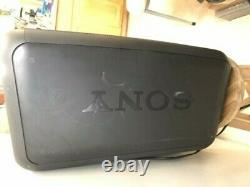 Sony GTK-XB7 High Powered Wireless Bluetooth Light-Up Speaker (No Remote)