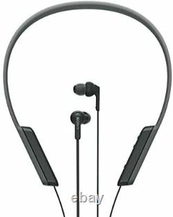 Sony Wireless Earphone MDR-XB70BT Bluetooth compatible with remote control and
