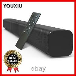 Soundbar Wireless Speakers Bluetooth Stereo Sound Bar Super Bass Surround Remote