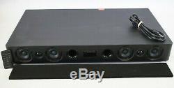 SpeakerCraft CS3 Bluetooth Television Speaker with Remote